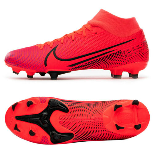 Nike Mercurial Superfly 7 Academy Fg Mg Football Shoes Soccer Cleats At7946 606 In 2020 Womens Soccer Cleats Football Shoes Soccer Cleats
