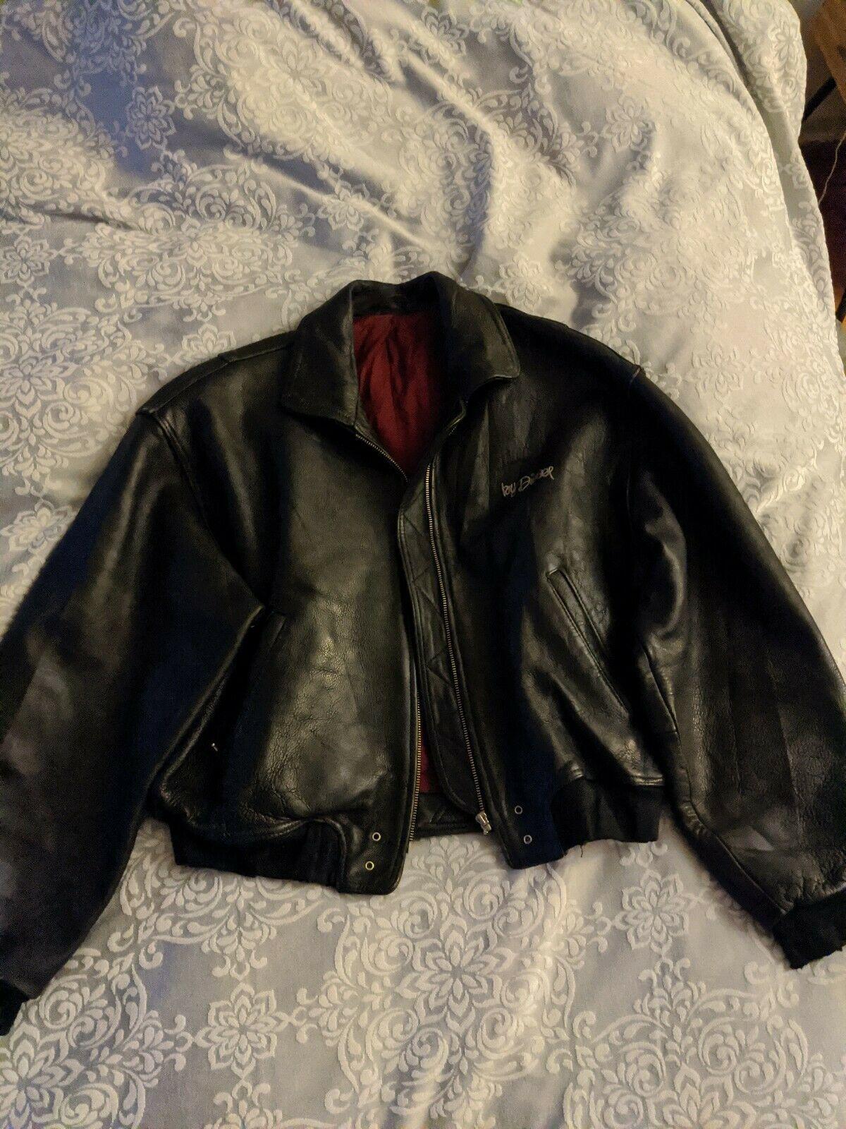 Vintage Diesel Leather Bomber Jacket Please See Measurements Ebay Leather Bomber Jacket Bomber Jacket Leather Bomber [ 1600 x 1200 Pixel ]