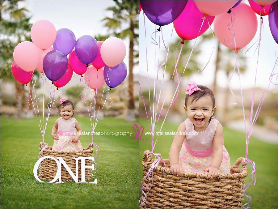 "Baby's ""first Birthday"" Photo Shoot! How Fun"