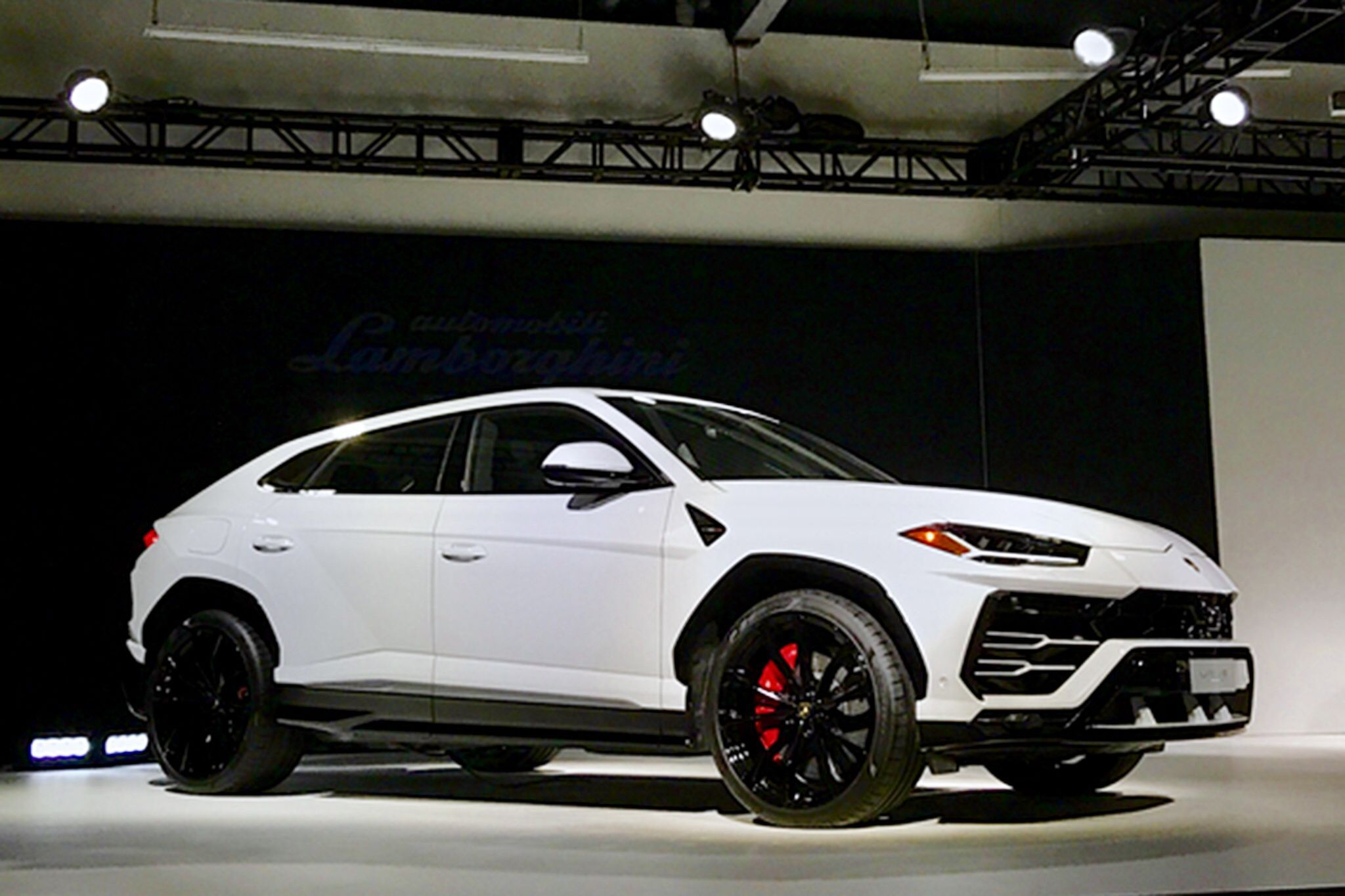 JustLeased another Lamborghini , a 2019 Lamborghini Urus
