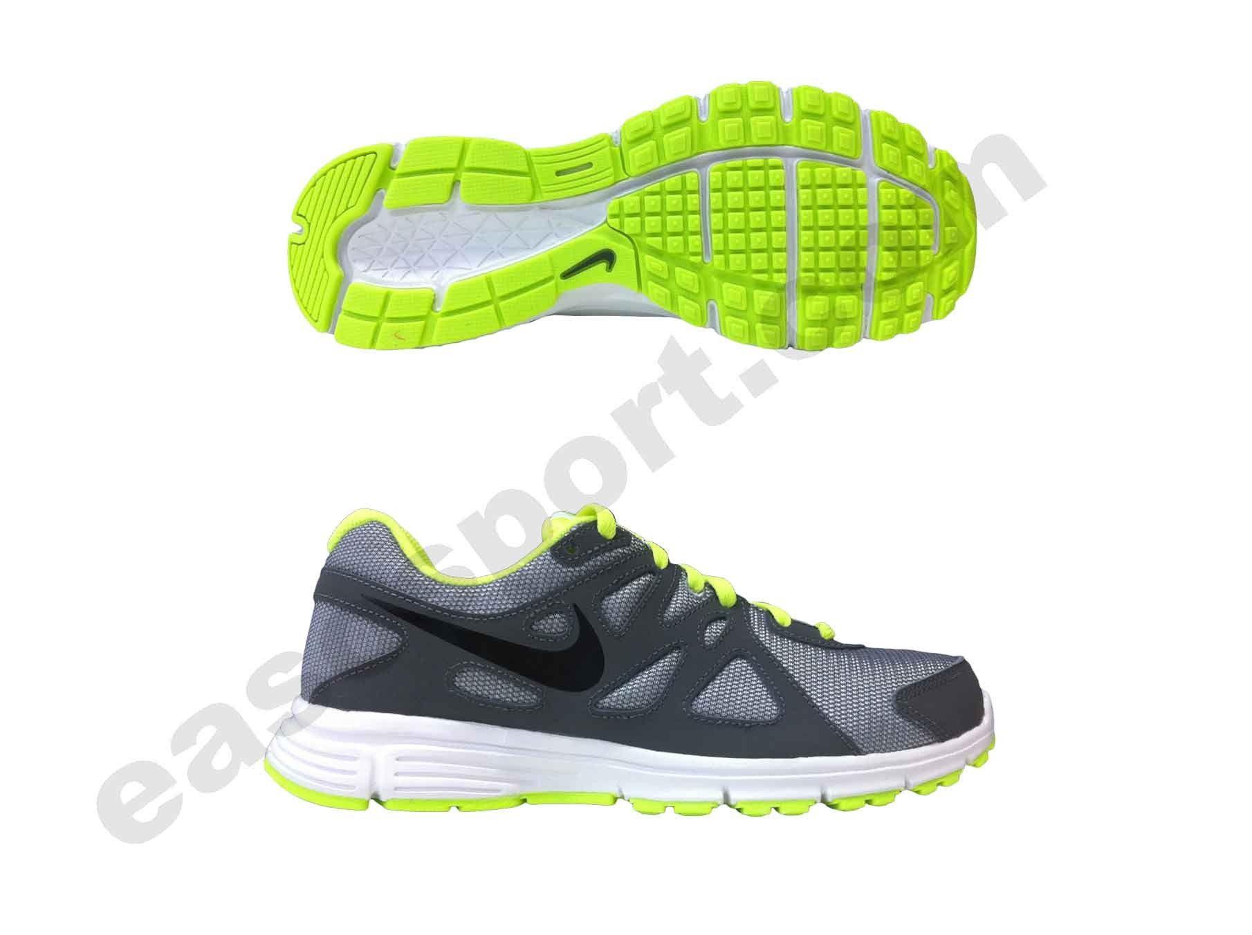 NIKE-ZAPATILLA JR.REVOLUTION 2 555082-019 #Running #easosport ...