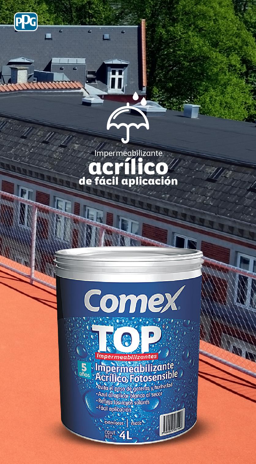 Impermeabilizante top 5 a os de f cil aplicaci n base agua ideal para proteger tu casa de la - Humedad ideal en casa ...