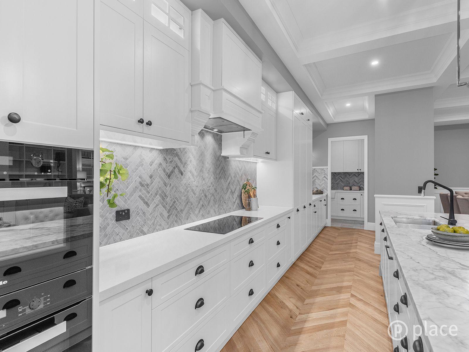 Modern Hamptons Style - Intrim Mouldings  Hamptons kitchen