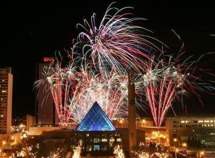 Celebrate City of Brampton New Year's Eve 2018 | Fireworks ...