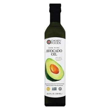 Chosen Foods Chosen Foods 100 Pure Avocado Oil 16 9 Fl Oz 233898 Oc Nutritionalinstitute Chosen Foods Avocado Oil Cooking Avocado Oil Uses