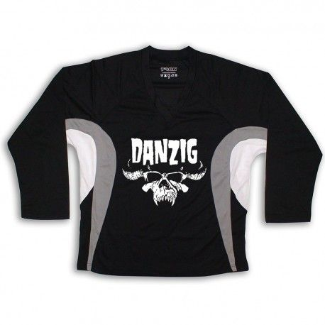 online retailer cc3df 6234b Danzig Skull Multi Color Hockey Practice Jersey starting at ...