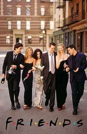 Friends Season 1 Episode 1 With English Subtitles Watch