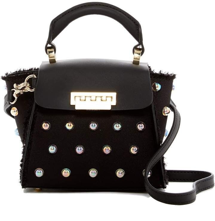 Eartha Iconic Top Handle Mini Crossbody Bag Exterior
