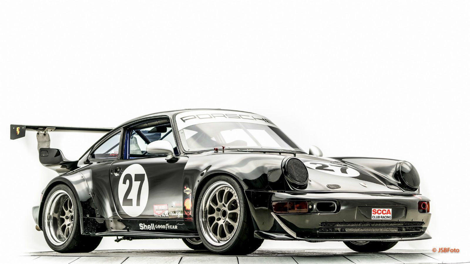 This great looking Porsche Race Car is a real 930. Very few turbo ...