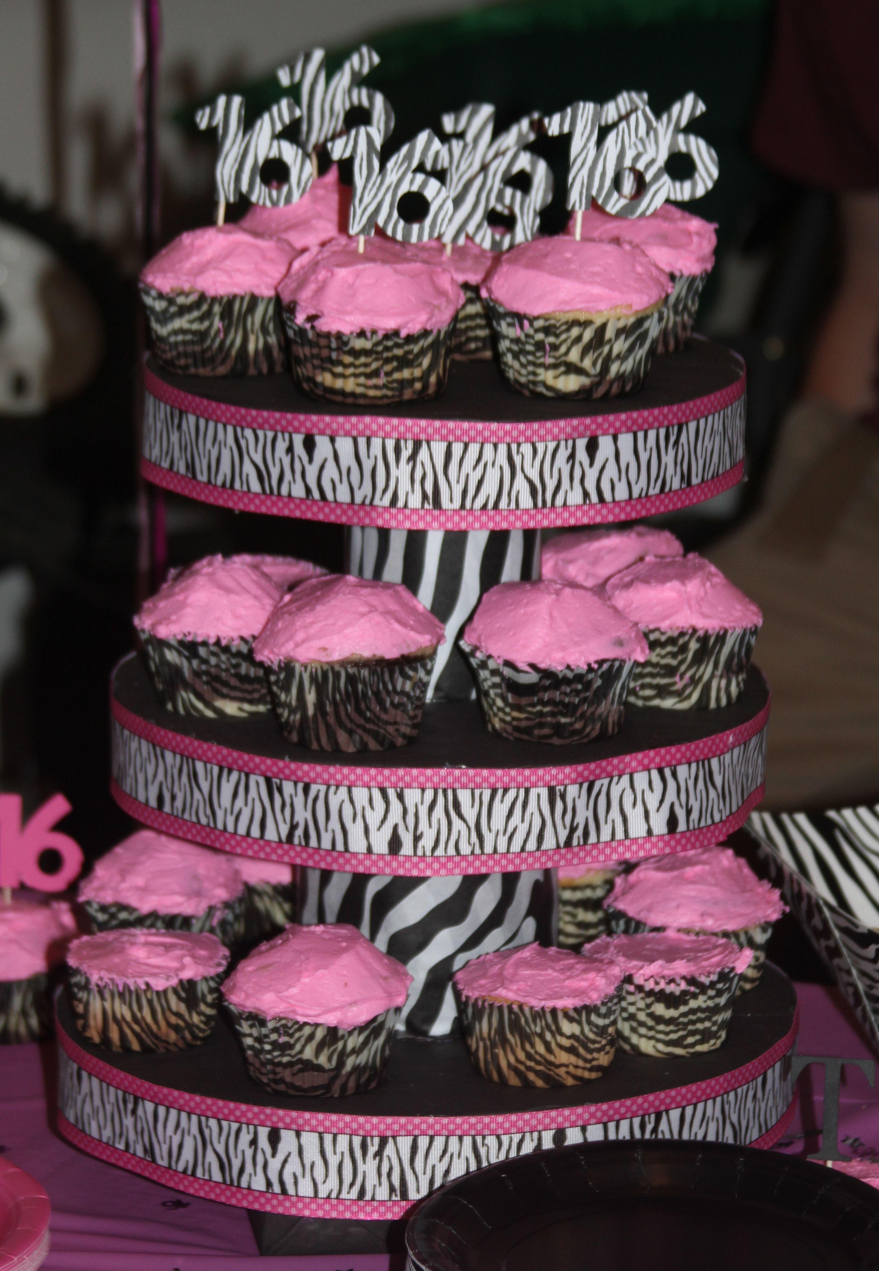 Cupcake stand diy under 7 holds 2 dzn 3 12x12