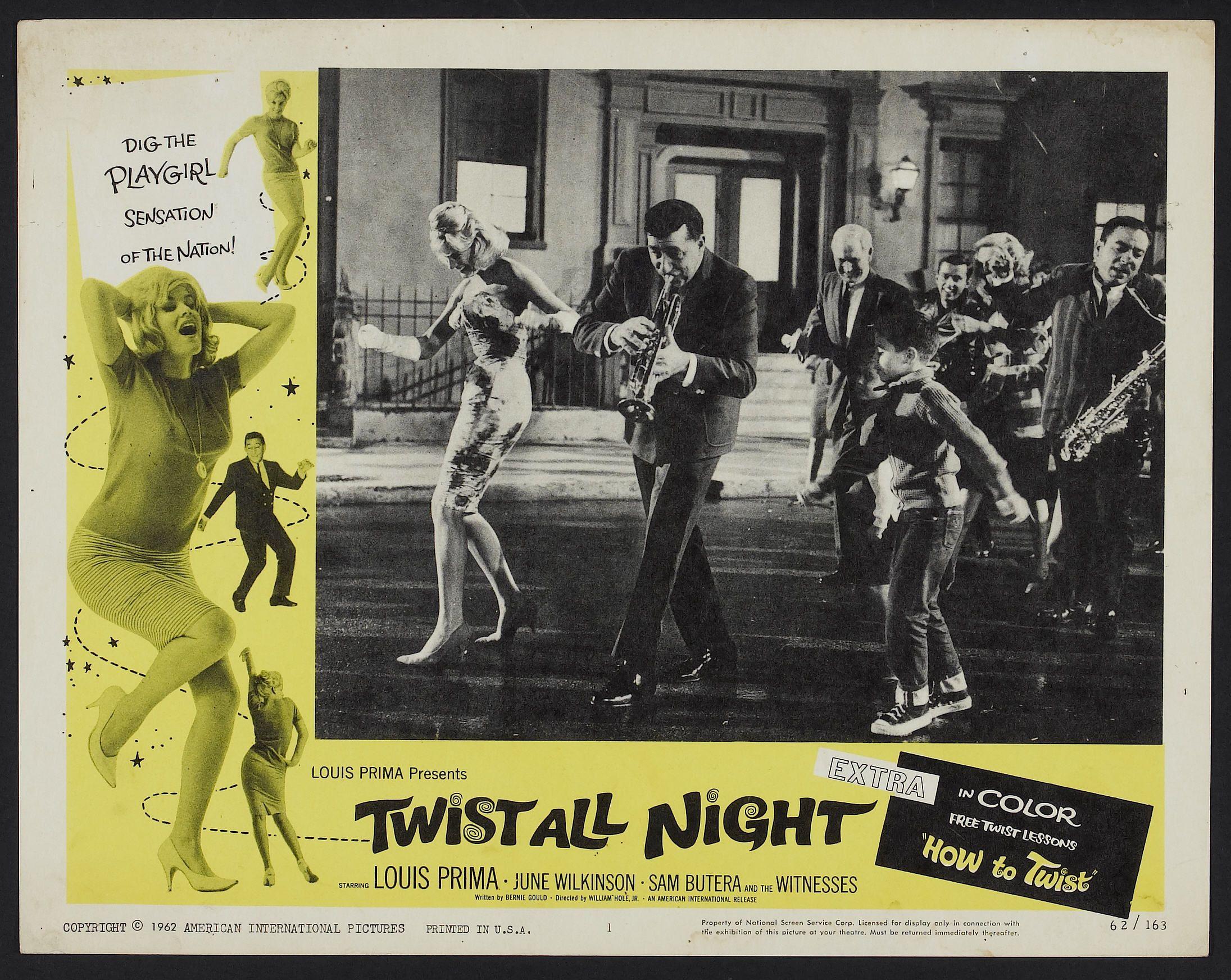 Twist All Night (1962)