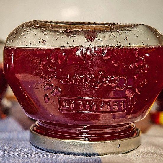 Orientalische Granatapfel-Konfitüre von Silvia496 | Chefkoch
