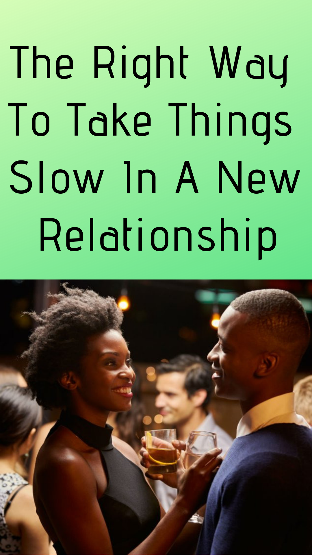 RUTH: Is moving too fast in a relationship a bad thing