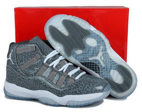hot sale online 8e891 b3db7 Air Jordan Retro 11 Grey Burst Crack (USD 89.99)-Sale Cheap Air Max 2017 ,air  Max 2016 All Grey At Low Price Nike Air Max Factory Store!