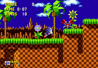 Green Hill Zone Minecraft Wallpaper Sonic Party Sonic