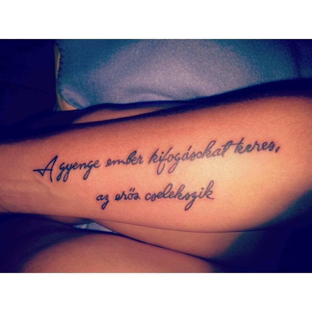 anya idézetek tetoválás Instagram photo by Lakatos Levente • Jul 16, 2016 at 9:06am UTC