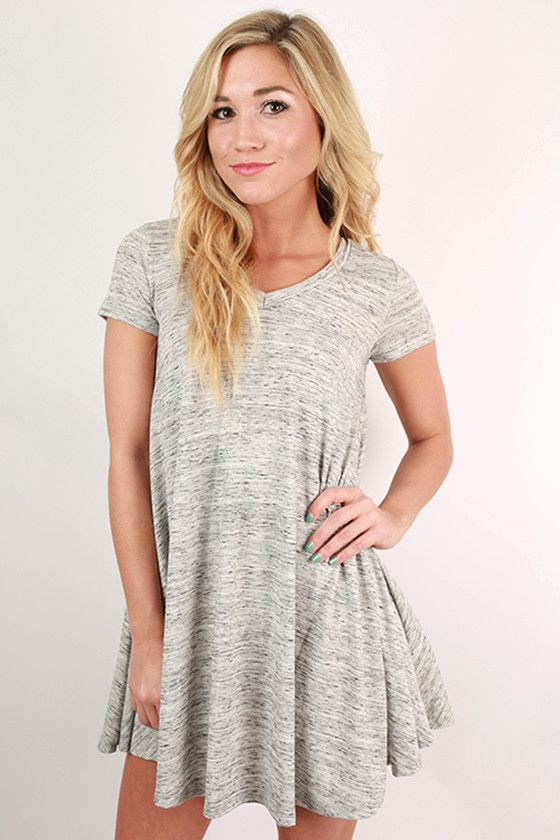0ca9e2c5f3a86 This v-neck tunic dress is quickly becoming a staff favorite!