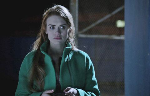 Lydia- Teen Wolf  ( season 3)