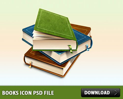 Download Free Books Icon PSD File at Downloadpsd download PSD - fresh blueprint 3 free download