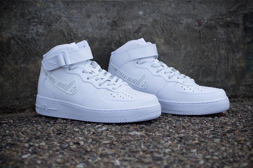 Nike Air Force 1 High Hope College