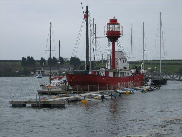 Lightship Strangford Lough