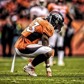 When you fall down...How will you get Up? - Inspirational quote from T.J Ward   12/21/2015