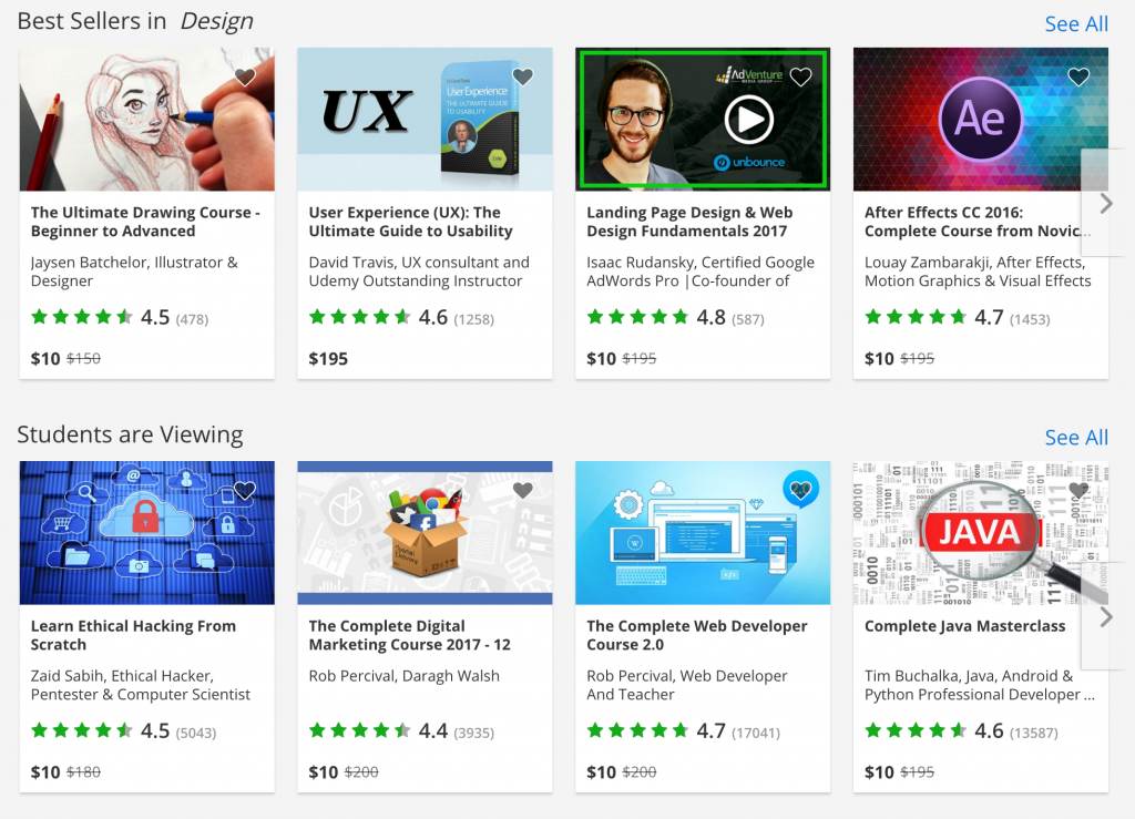 10 Online Courses From Udemy 10 Days Only Web Development Course Online Courses Coding Websites