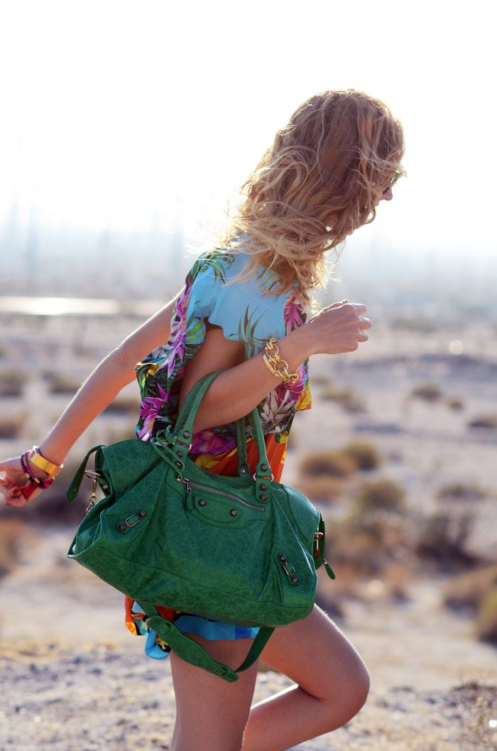 trendy or not...we still love a balenciaga bag