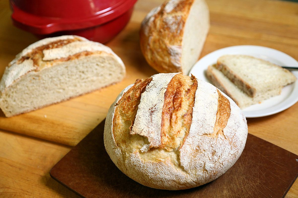 Baking in a cold dutch oven bread baking king arthur