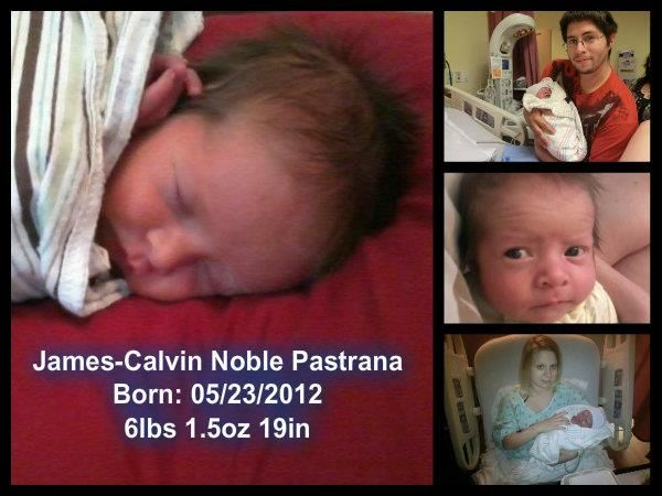 Make your own baby announcements for free :) www.piZap.com ...