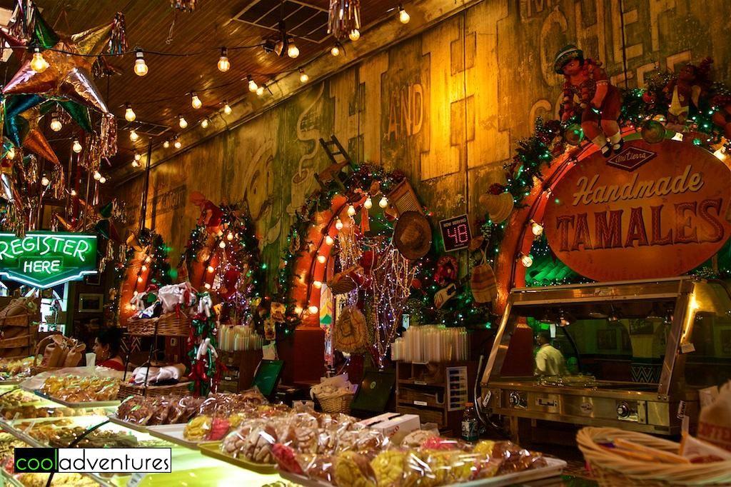Mi Tierra Cafe And Bakery Market Square San Antonio Texas