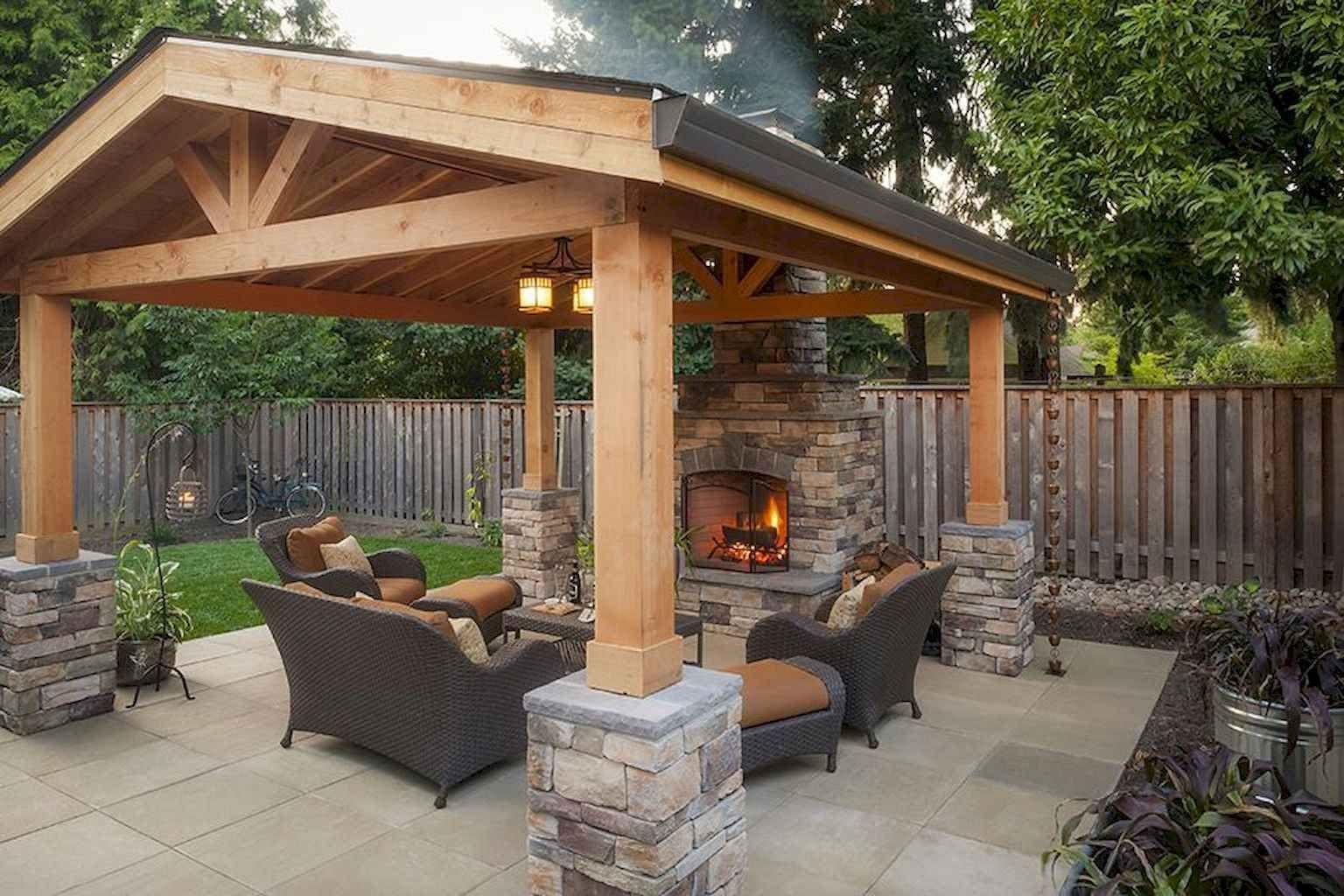 60 Diy Backyard Gazebo Design And Decorating Ideas Backyard