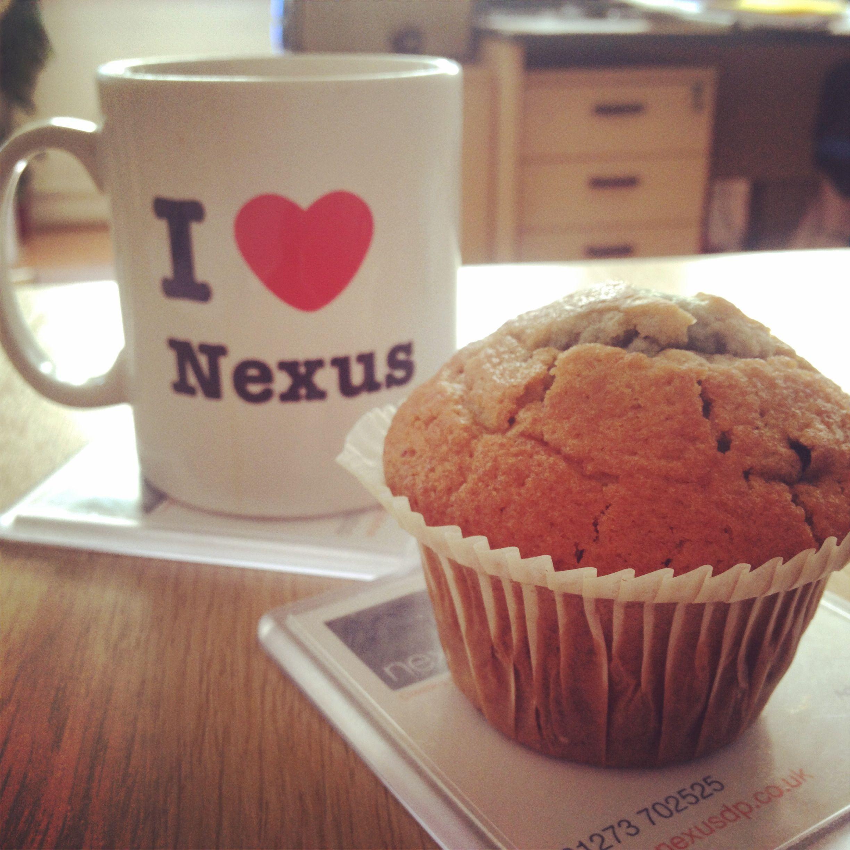 Muffin Friday @nexusbrighton!