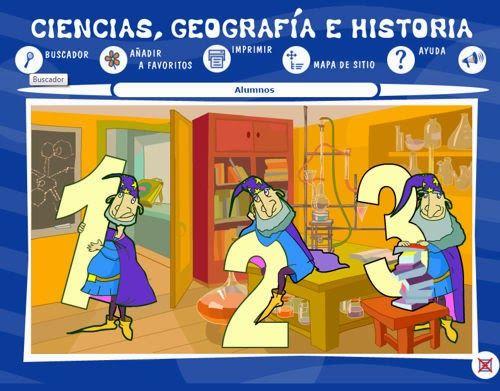 Juegos Interactivos Para Ciclo 1 2 Y 3 De Primaria Ciencias