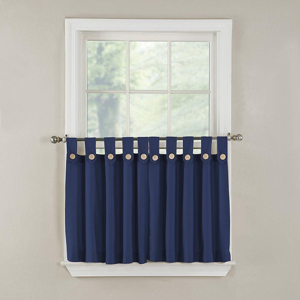 Tips u ideas for choosing bathroom window curtains with photos