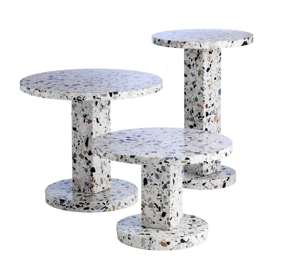 Terrazzo Inspired Table Collection
