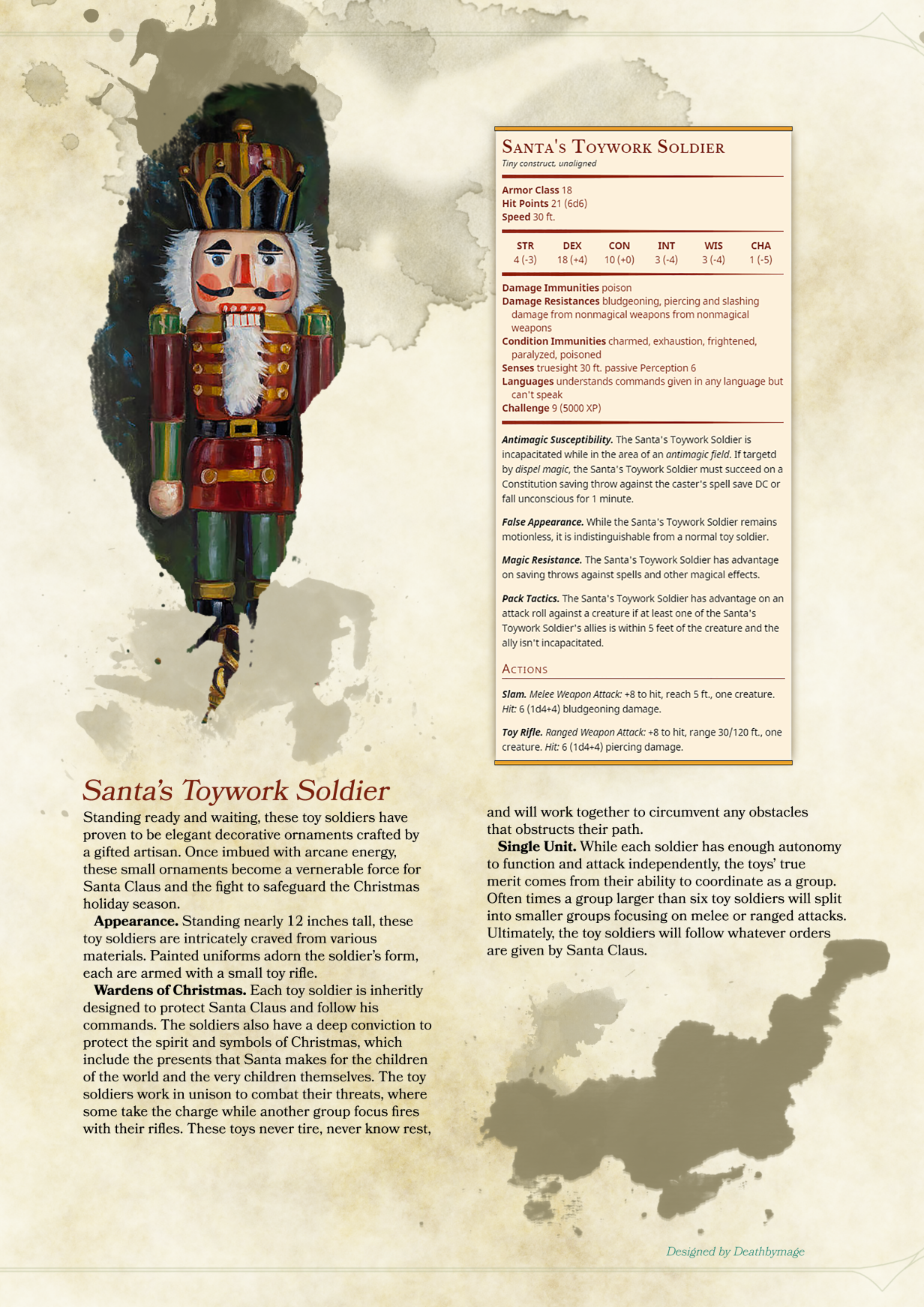 Current image in d&d 5e printable monster cards