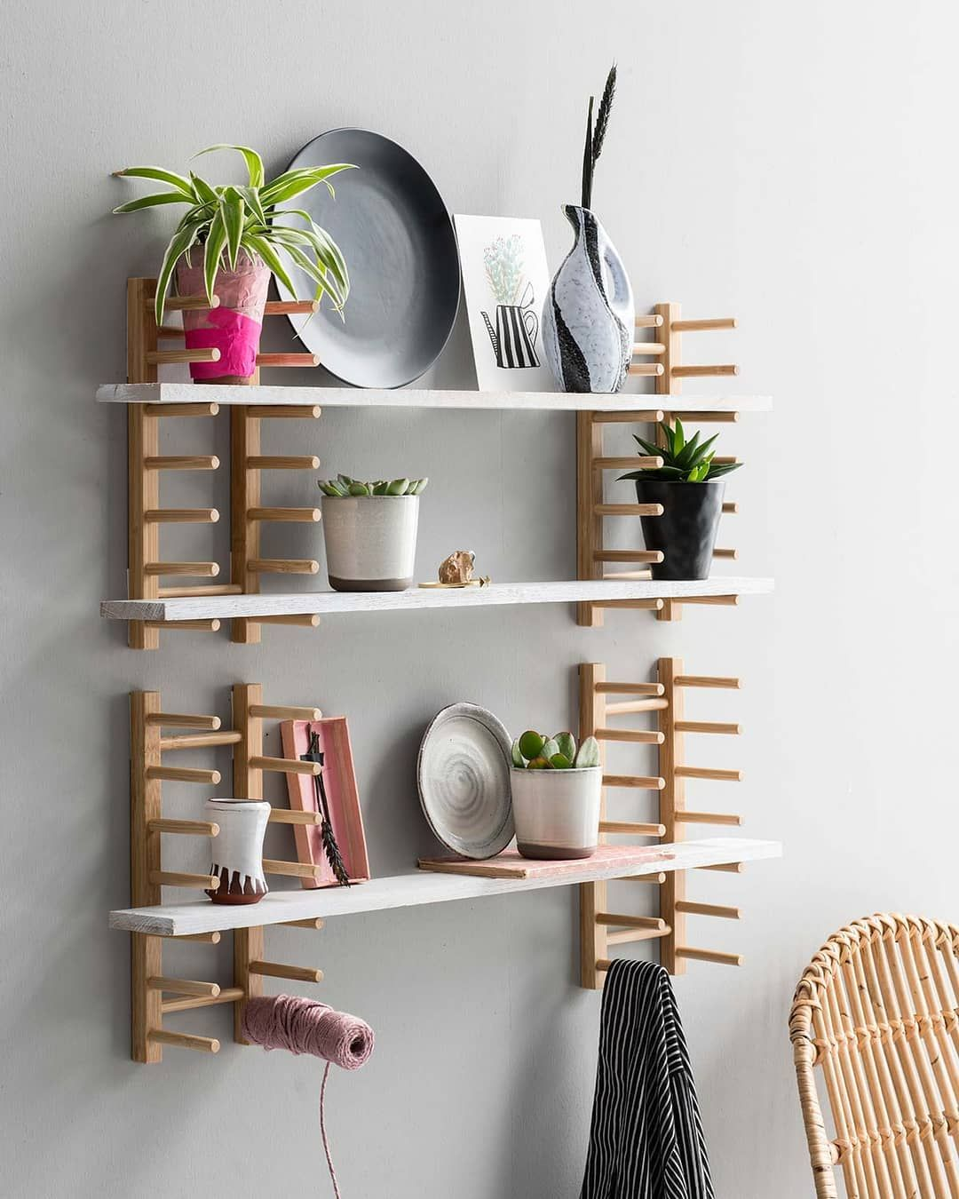 9 Super IKEA Shelf Hacks Anyone Can Pull Off | Ikea | Ikea
