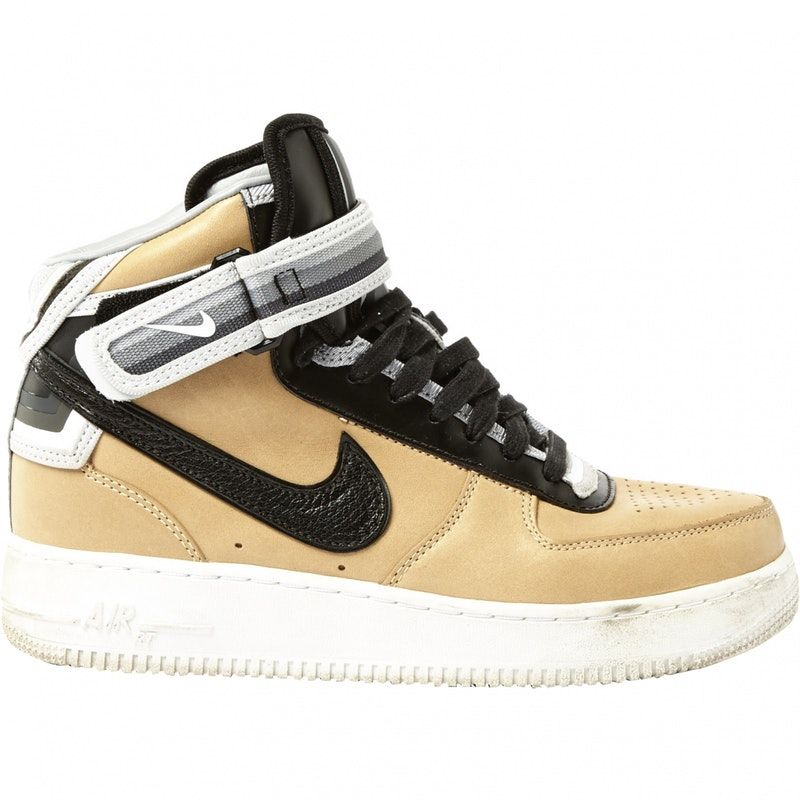 air force 1 leather trainers NIKE