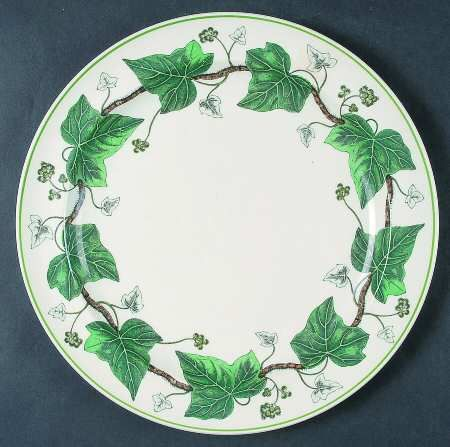 Wedgwood Napoleon Ivy Dinnerware According To Legend