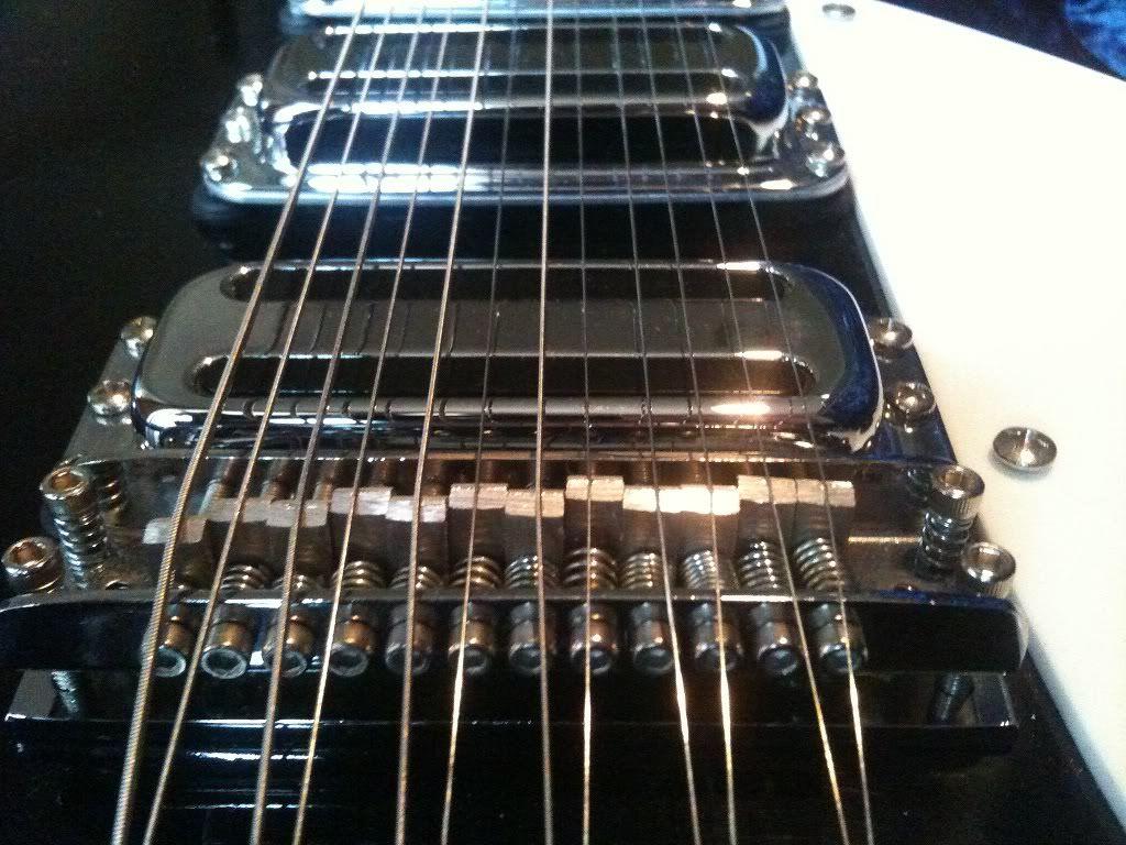12 Saddle Bridge Google Search 12 String Guitar Intonation
