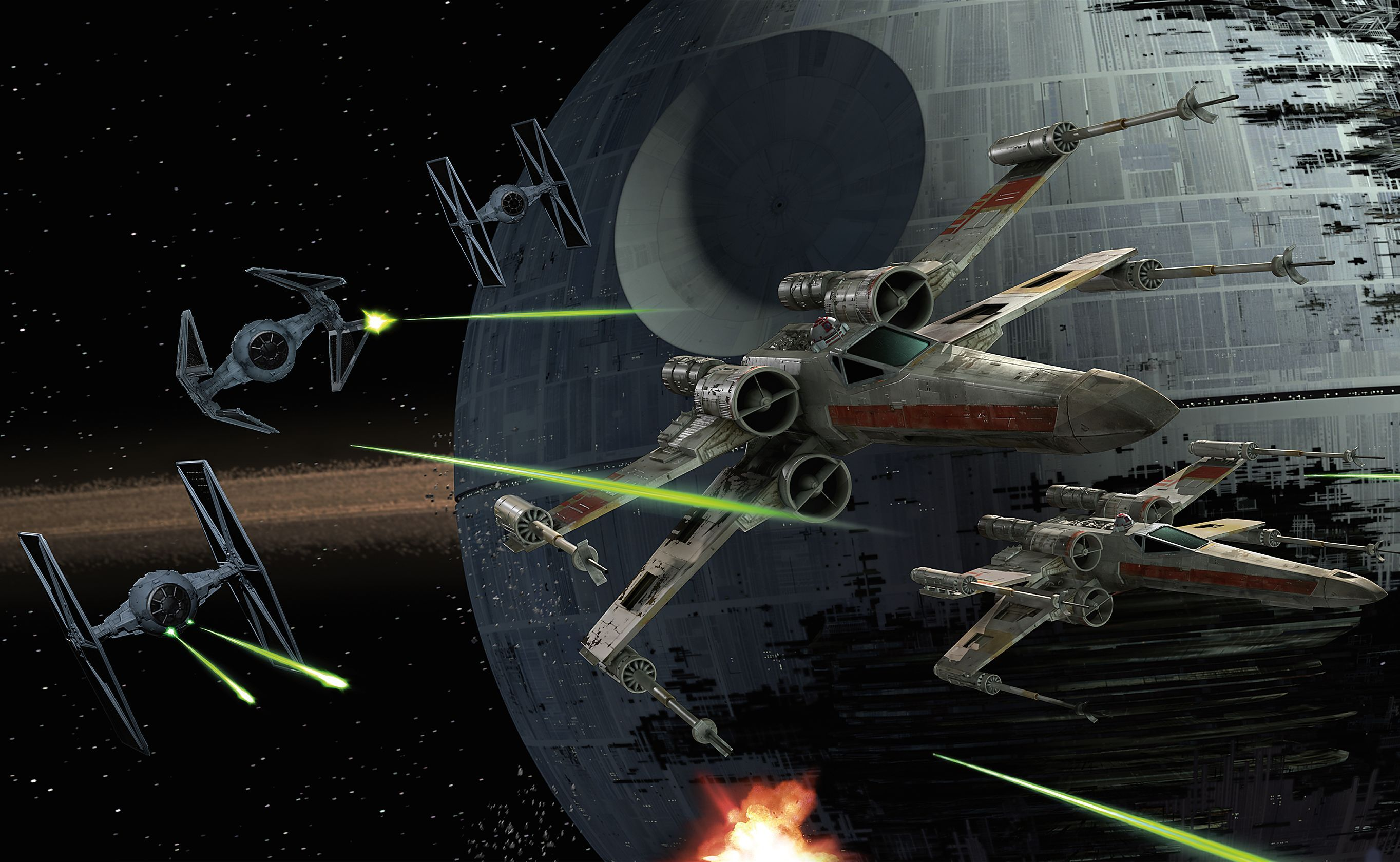 official star wars space battles - Google Search | Best ...
