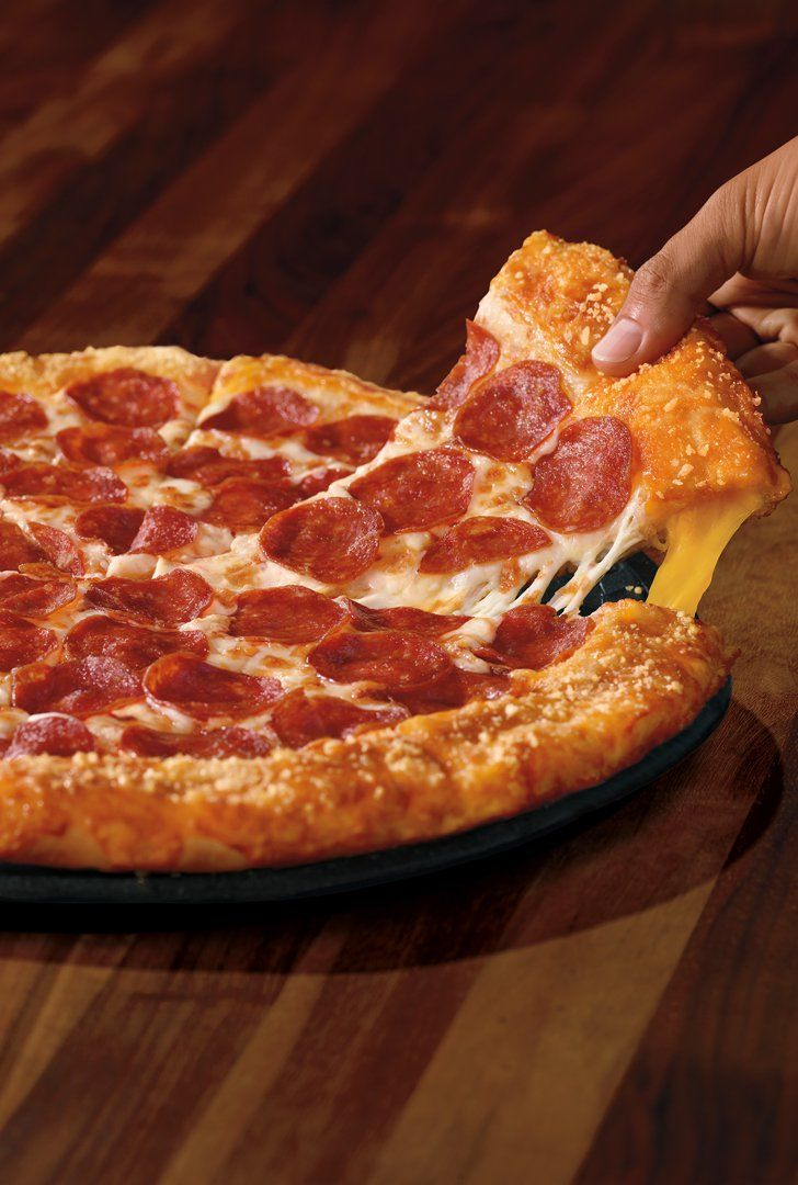 Cheese Lovers Are Going To Melt Over Pizza Hut S Newest Stuffed Crust Pizza Pizza Crust Pizza Hut Restaurant Recipes Famous