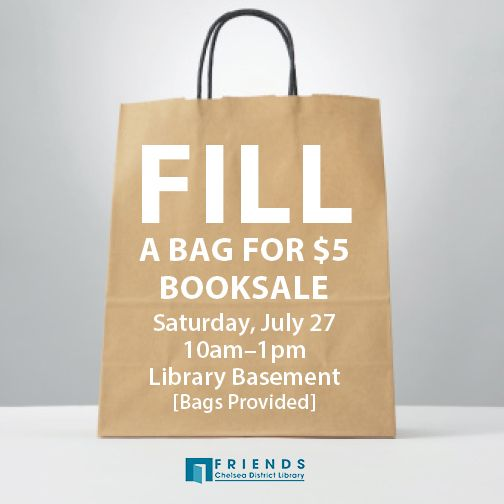 Fill a Bag with Books for $5 Book Sale | Career/Business ...