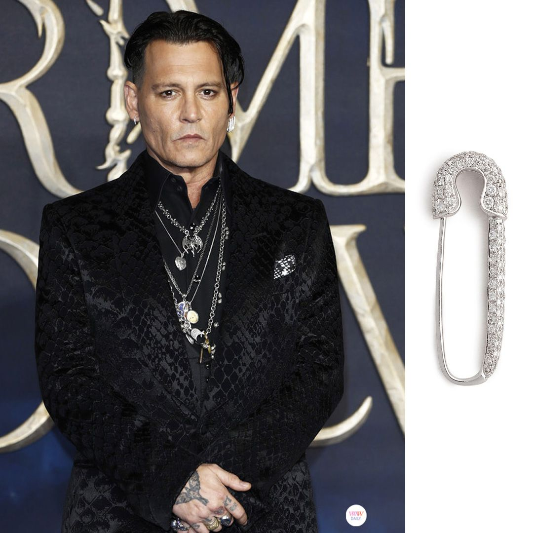 BEST OF Best Jewels at the 'Fantastic Beasts The Crimes