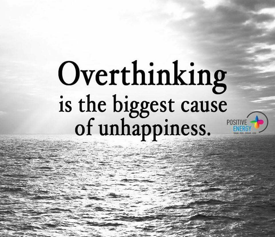 33++ Books on how to overcome overthinking information