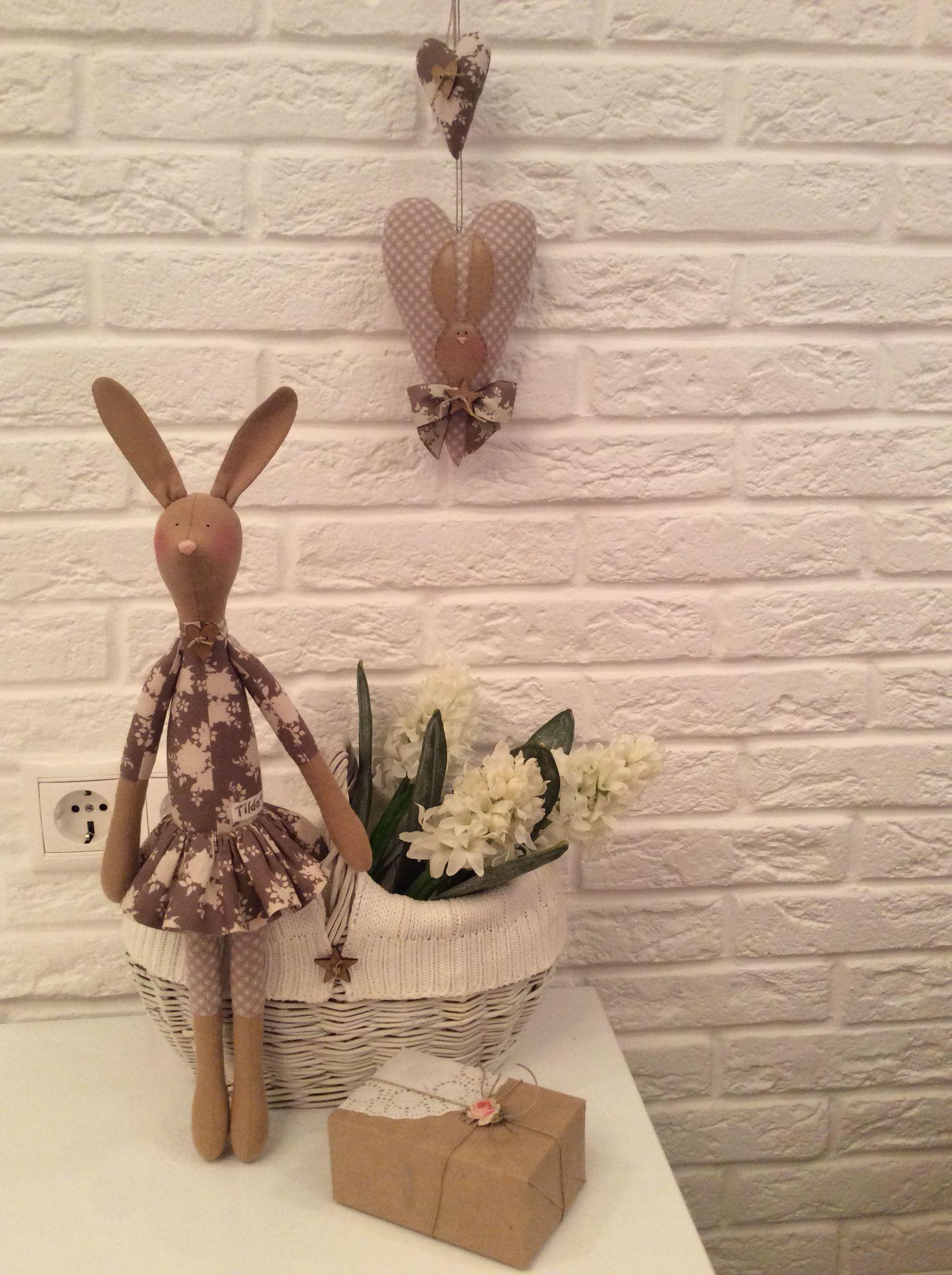 Кролик Тильда.