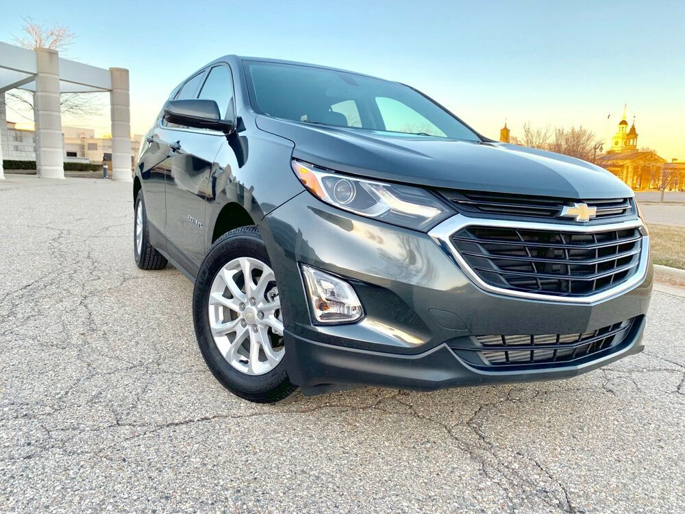 Ebay Advertisement 2018 Chevrolet Equinox Lt 2018 Chevy Equinox