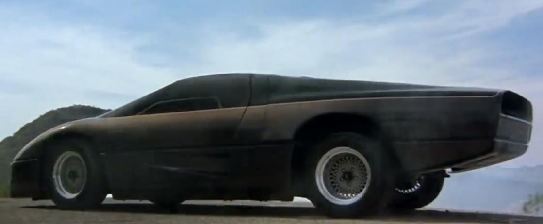 The Wraith Car: Dodge M4S Turbo Interceptor, Loved This Car In The Wraith