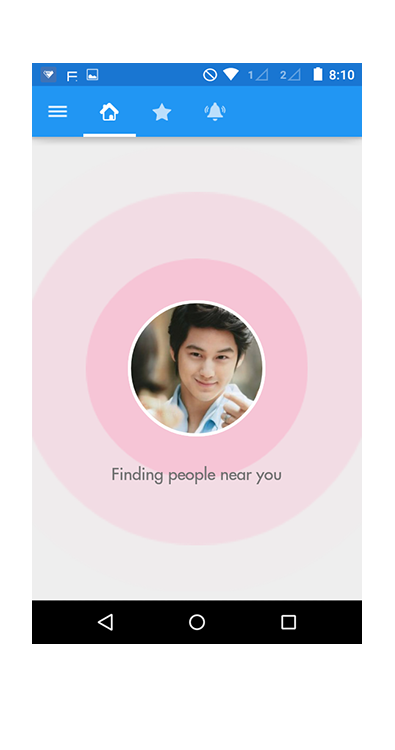 Tinder finding people near you